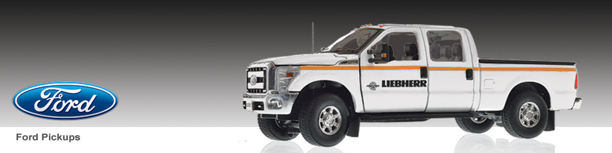 Shop the full line of diecast Ford Pickups scale models by Weiss Brothers. Call 1.800.847.1390